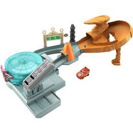 Mattel Disney Pixar Cars Mini Racers Radiator Springs Spin Out
