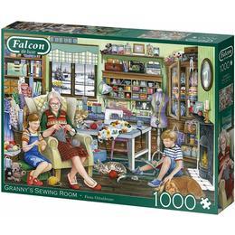 Falcon Granny's Sewing Room 1000 Pieces