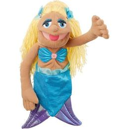 Melissa & Doug Mermaid Puppet 40cm