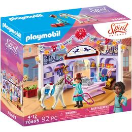 Playmobil Spirit Untamed Miradero Tack Shop 70695