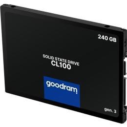 """GOODRAM CL100 SSD 2.5"""" Gen3 240GB"""