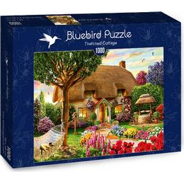 Bluebird Thatched Cottage 1000 Pieces
