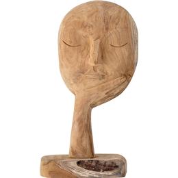 Bloomingville Wooden Sculpture 35 cm Figurine