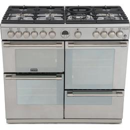 Stoves Deluxe S1000GSS Stainless Steel
