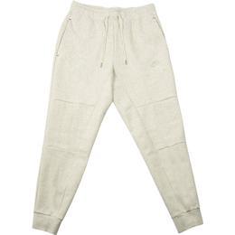 Nike Tech Fleece Pants Men - White/Heather