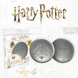 Harry Potter Drinks Coaster 8.9 cm 4 pcs
