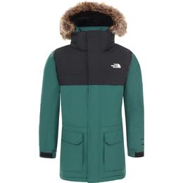 The North Face Boy's McMurdo Down Parka - Night Green (3ODV)