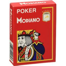 Modiano Cristallo Poker Playing Cards