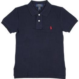Ralph Lauren Cotton Mesh Polo Shirt - French Navy (92583)
