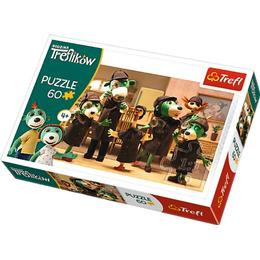 Trefl On the Trail 60 Pieces
