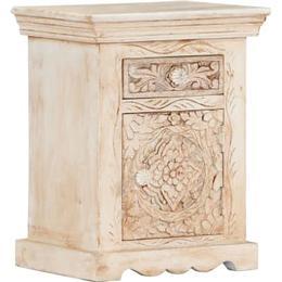 vidaXL 15194 50cm Bedside Tables
