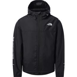 The North Face Boy's Reactor Wind Jacket - TNF Black