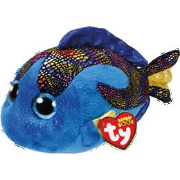 TY Beanie Boo's Aqua Fish with Glitter Eyes 24cm