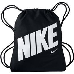 Nike Gym Bag - Black/Black/White