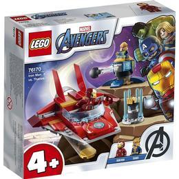 Lego Marvel Iron Man vs. Thanos 76170
