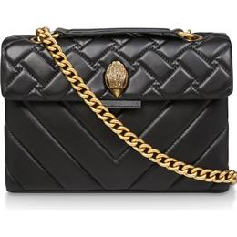 Kurt Geiger Kensington Large Crossbody Bag - Black