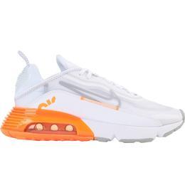 Nike Air Max 2090 M - White/Matallic Silver/Total Orange