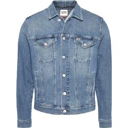 Tommy Hilfiger Denim Faded Trucker Jacket - Lincoln Mb Com