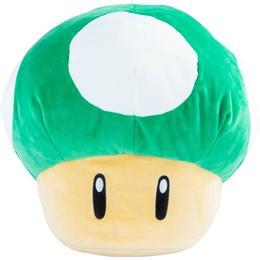 Tomy Club Mocchi Super Mario Mega 1Up Mushroom Plush