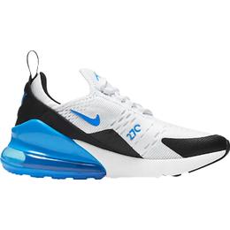 Nike Air Max 270 GS - White/Black/Signal Blue
