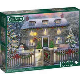 Falcon The Christmas Cottage 1000 Pieces