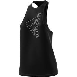 Adidas Badge of Sport Tank Top Women - Black/White