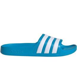 Adidas Adilette Aqua - Solar Blue/Cloud White/Solar Blue