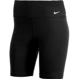 Nike Nike Mid-Rise Shorts Women - Black/White