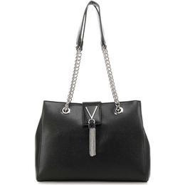Mario Valentino Divina Handbag - Black