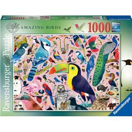 Ravensburger Amazing Birds 1000 Pieces