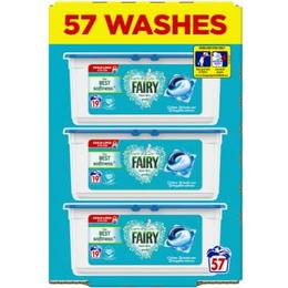 Fairy Non Bio Washing Liquid Capsules 57 Washes