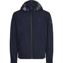 Tommy Hilfiger Stand Collar Jacket - Blue