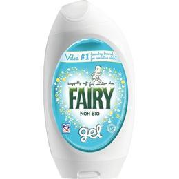 Fairy Non Bio Laundry Washing Gel 24 Washes 888ml