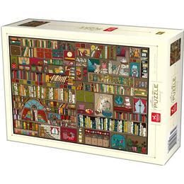 Bluebird Bookshelf 1000 Pieces