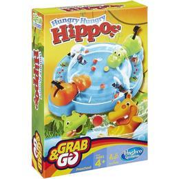Hasbro Hungry Hungry Hippos Travel Travel