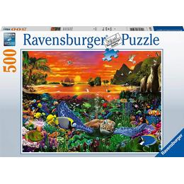 Ravensburger Turtle in the Reef 500 Pieces