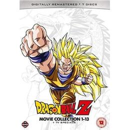 Dragon Ball Z: The Complete Movie Collection