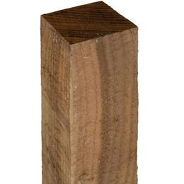 Rowlinson 5ft Timber Fence Post 3″ (75x75mm)