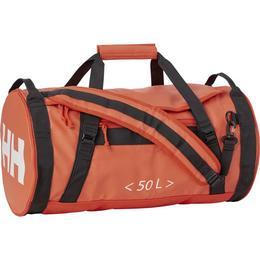 Helly Hansen Duffel Bag 2 50L - Cherry Tomato/Ebony/Off White