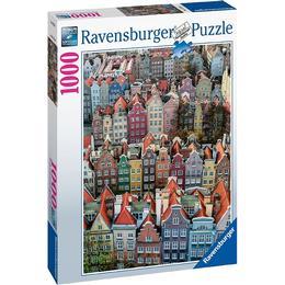 Ravensburger Gdansk Poland 1000 Pieces