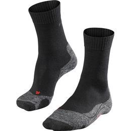 Falke TK2 Trekking Socks Women - Black-Mix