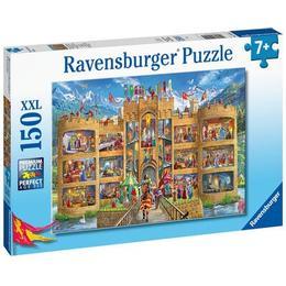Ravensburger Cutaway Castle 150 Pieces