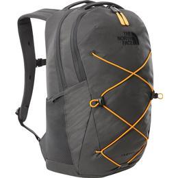 The North Face Jester Backpack - Asphalt Grey/Knockout Orange