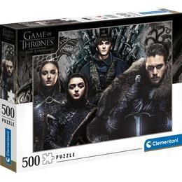Clementoni Game of Thrones 500 Pieces