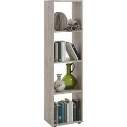 FMD Standing 4 138.5cm Book Shelf