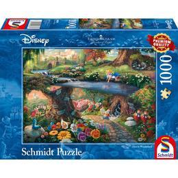 Schmidt Disney Alice in Wonderland 1000 Pieces