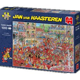 Jumbo Jan van Haasteren La Tomatina 1000 Pieces