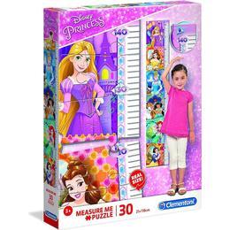 Clementoni Measure Me Disney Princess 30 Pieces