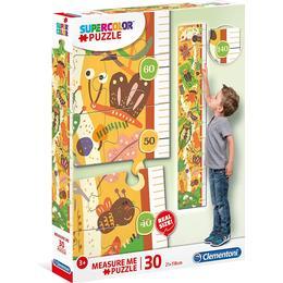 Clementoni Supercolor Measure Me The Bugs House 30 Pieces