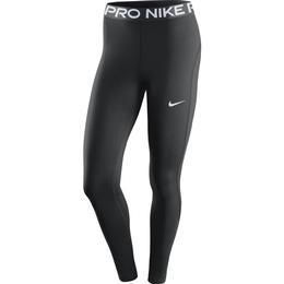 Nike Pro Mid-Rise Leggings Women - Black/White